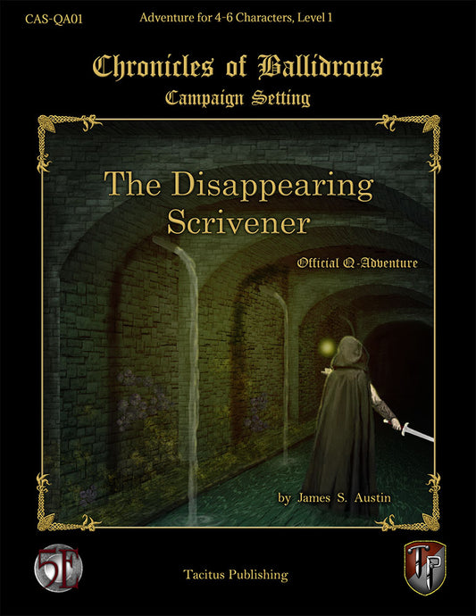 The Disappearing Scrivener (PDF)