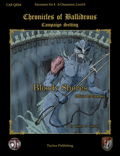 Bloody Shores (PDF)