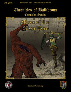 Mines of the Silver Horn (PDF)