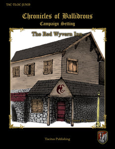 The Red Wyvern Inn (PDF)