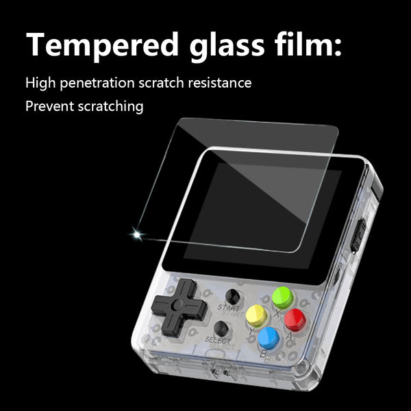 OPEN SOURCE LDK game + Temper glass +Protective Case Bag Cover