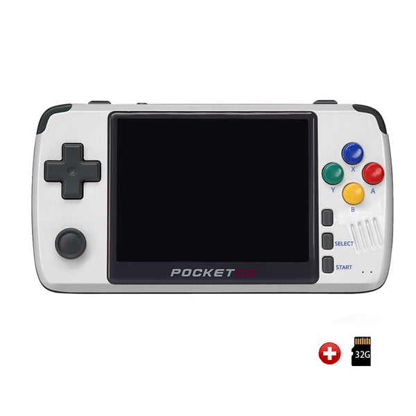 New PocketGo Console PocketGo V2