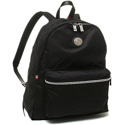 Malpensa Black Backpack