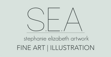 Stephanie Elizabeth Artwork Illustration and fine art commissions, original artwork, prints and workshops