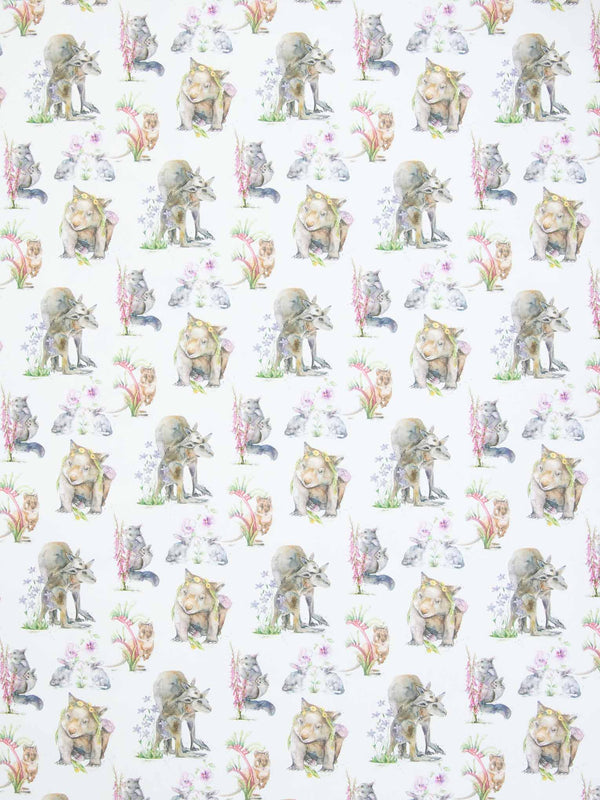 Wrapping Paper Sheet by Stephanie Elizabeth Artwork