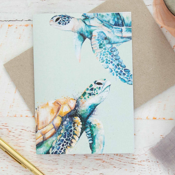 Turtle Greeting Cards Online Australia