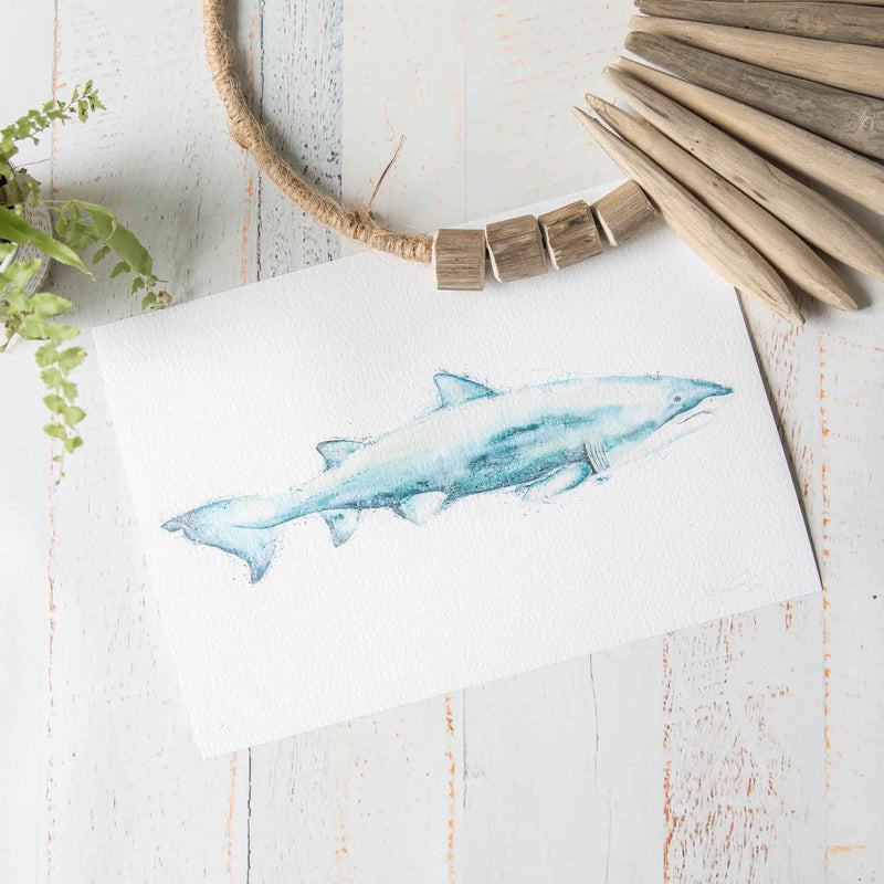 Grey Nurse Shark Animal artwork