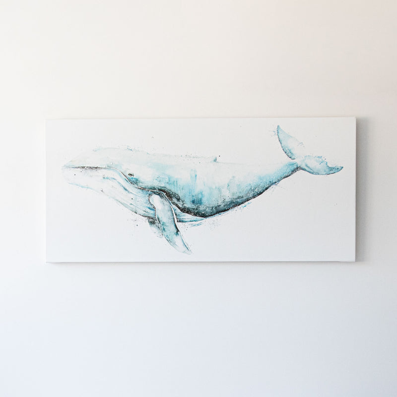 'Sydney the Humpback Whale' - Print