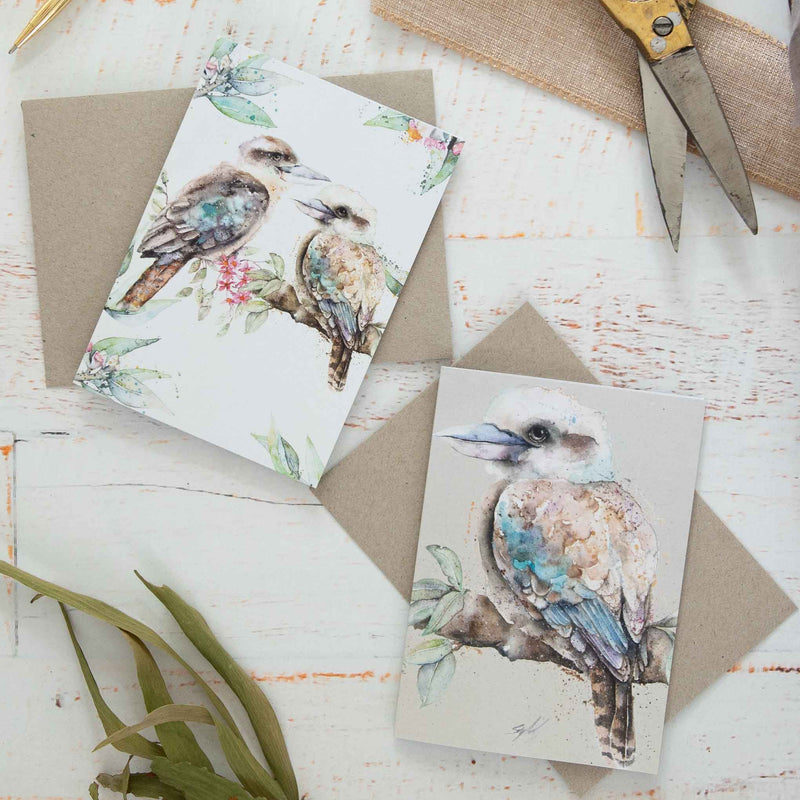 Australian Birds Greeting Cards