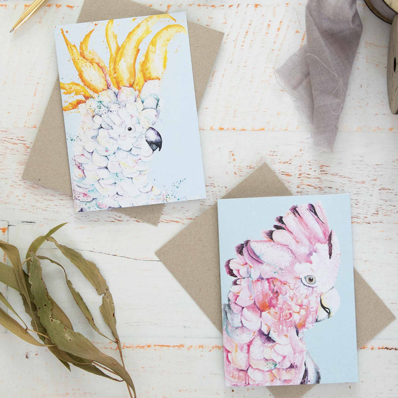 Recycled greeting cards Australia