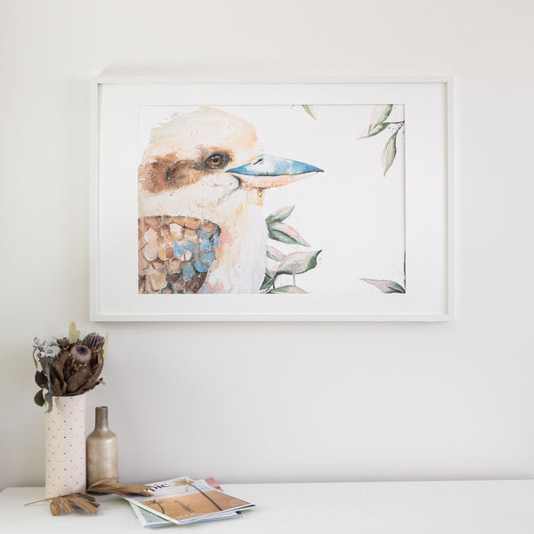 Kookaburra Wall art