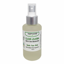 Load image into Gallery viewer, CLEAR JOJOBA 50ml & 100ml (Skin's Own Moisturiser)
