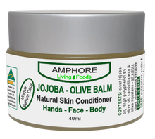 Load image into Gallery viewer, JOJOBA-OLIVE BALM 40ml (Natural Skin Conditioner)