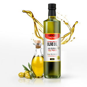 High Polyphenol Extra Virgin Olive Oil