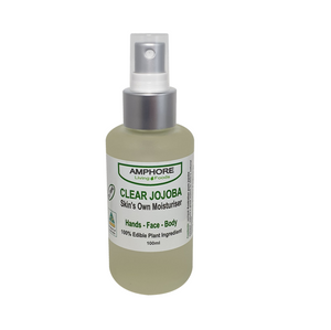 CLEAR JOJOBA 100ml (Skin's Own Moisturiser)