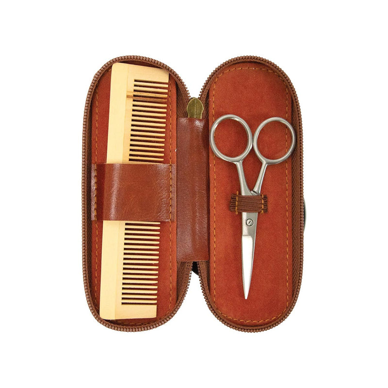 MENS BEARD GROOMING KIT