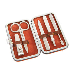 MEN'S TRAVEL MANICURE KIT