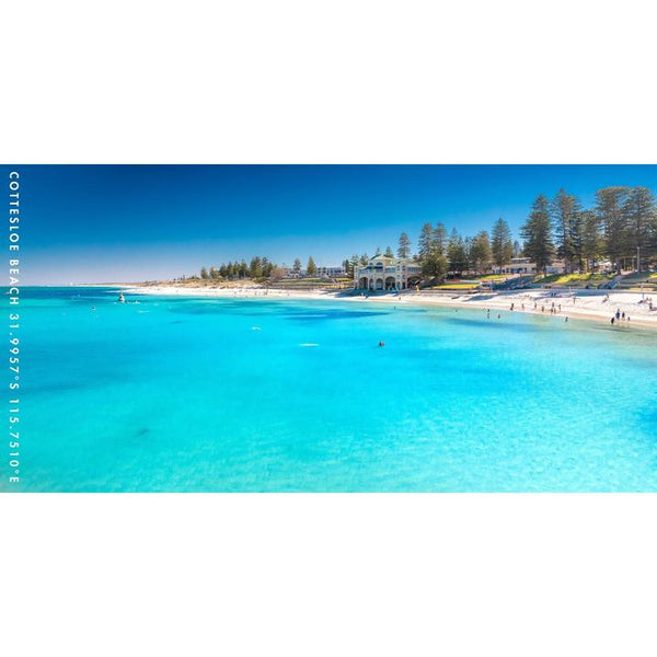 DESTINATION TOWELS - COTTESLOE BLISS