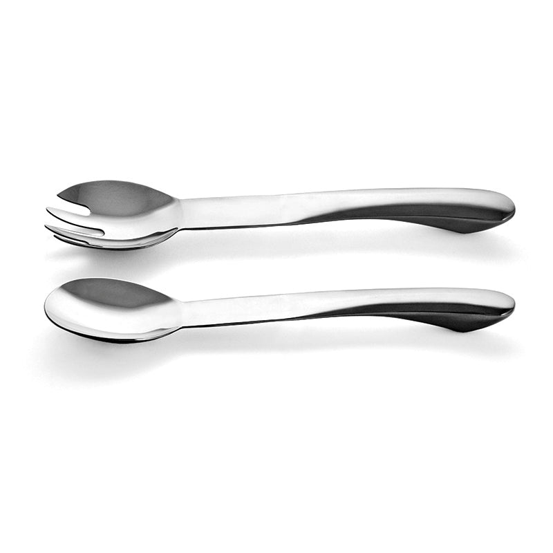 KAIKO SALAD FORK & SPOON SET