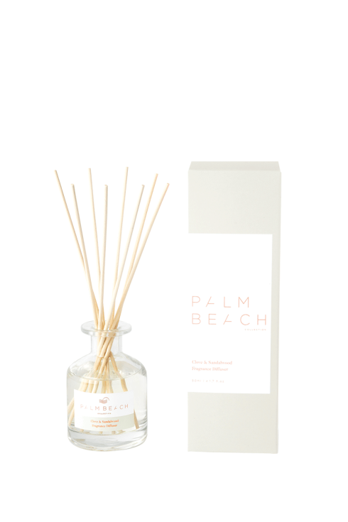 CLOVE & SANDALWOOD MINI FRAGRANCE DIFFUSER 50ML