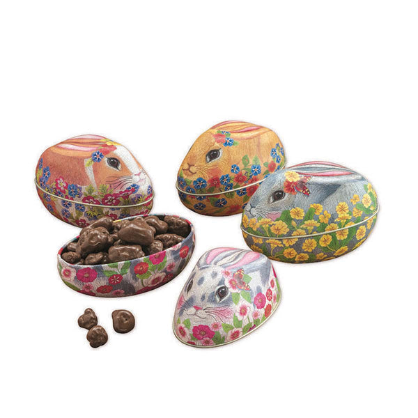 EASTER RABBIT - TREAT TINS
