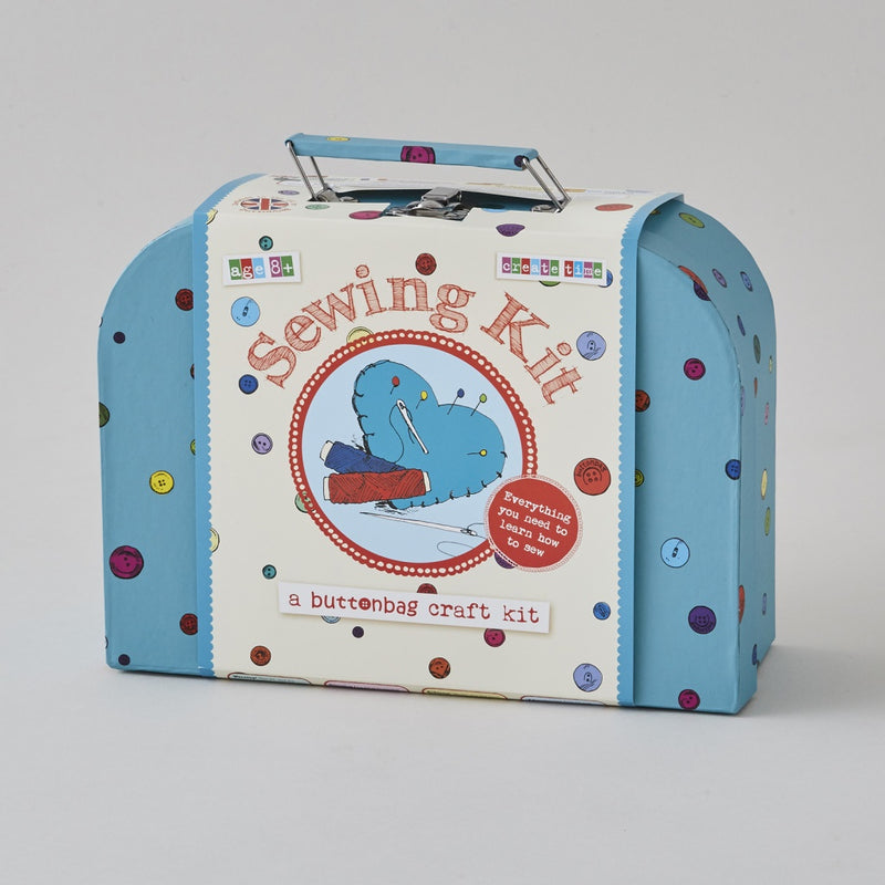 LEARN HOW TO SEW SUITCASE KIT