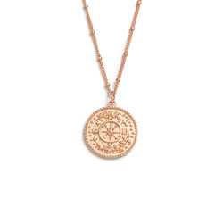 TREASURE COIN NECKLACE