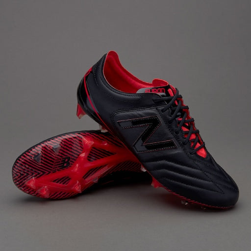 New Balance Furon 3.0 K-Leather Black FG