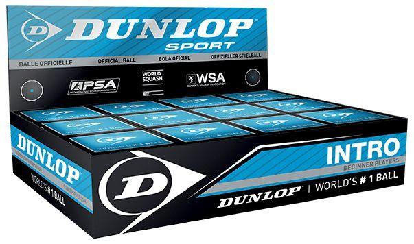 Dunlop Intro Ball (Blue Dot)