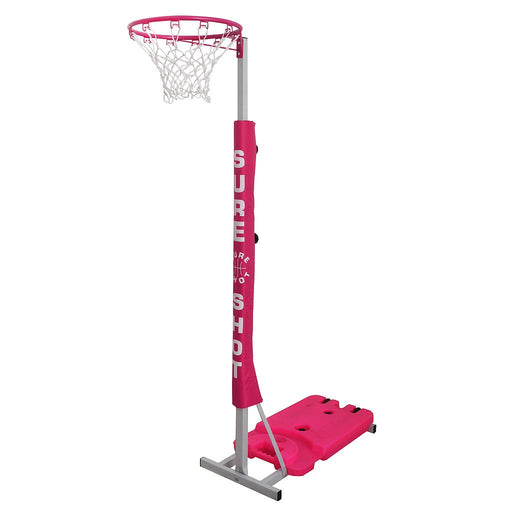 Sure Shot Easiplay Netball Unit with Padding