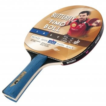 Timo Gold Table Tennis Bat