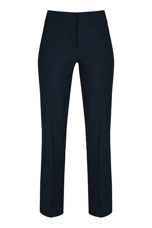 Girls Trutex Navy School Trousers