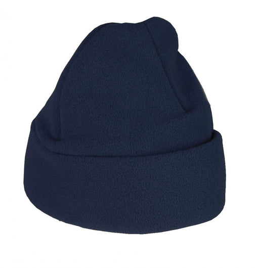 Fleece Hat - Navy
