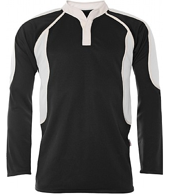 Oldbury Wells Protec Rugby Jersey with badge