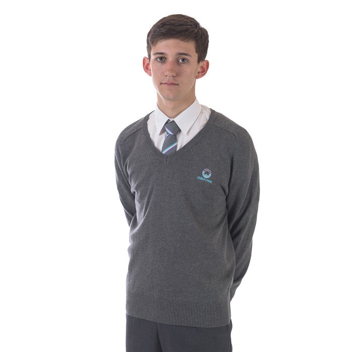 Oldbury Wells V-Neck Jumper