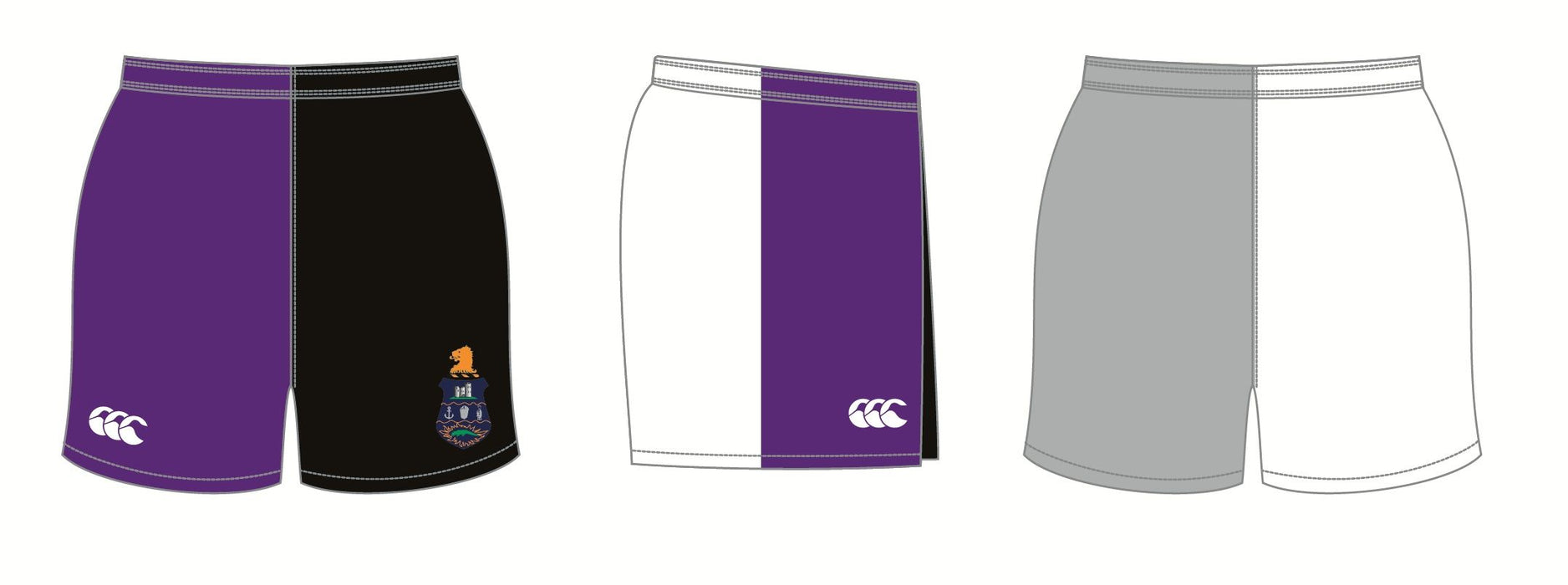 Canterbury Dudley House Rugby Shorts