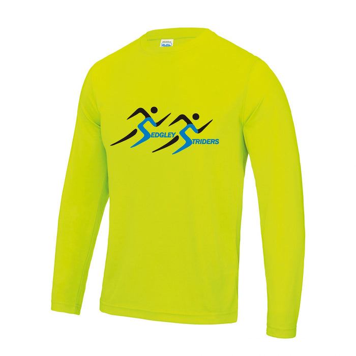 Sedgley Striders Long Sleeve T-shirt