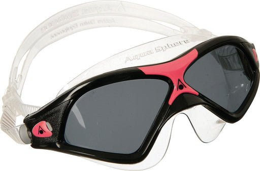 AquaSphere Seal XP2 Black/Red (Tinted Lens)