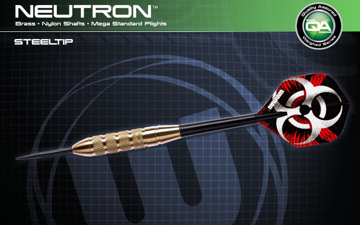 Winmau Neutron Brass Darts