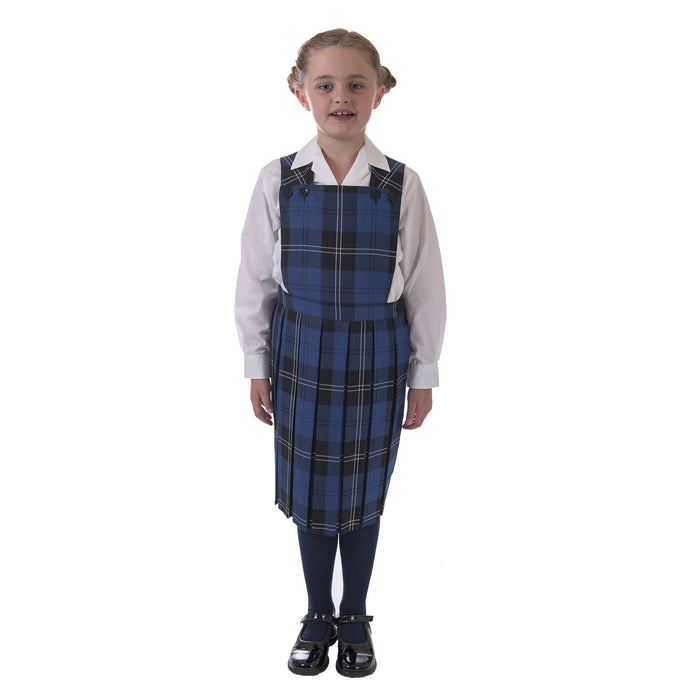 The Royal School, Tartan Pinafore