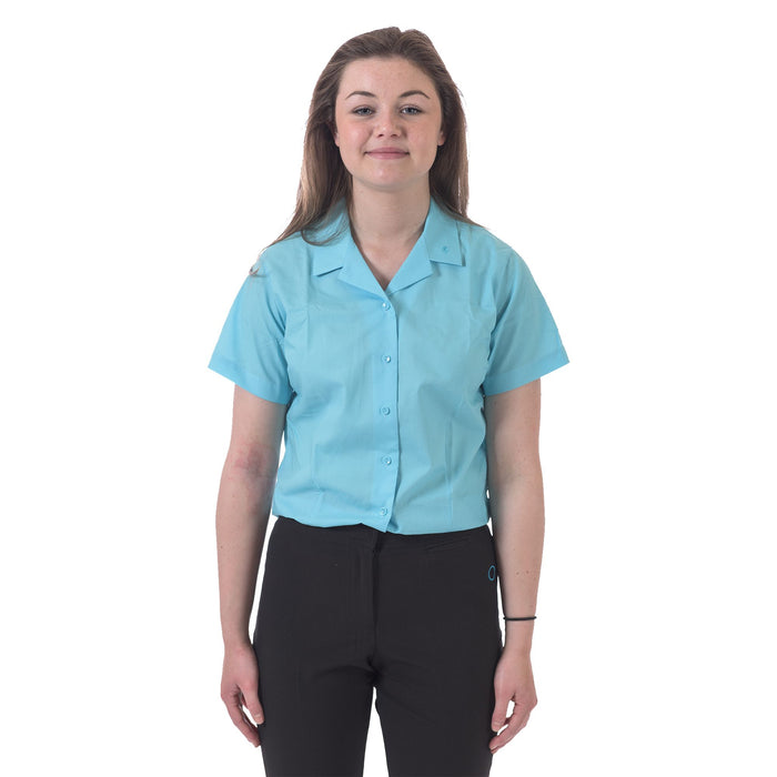 St Edmund's Girls Blouses (Twin Pack)