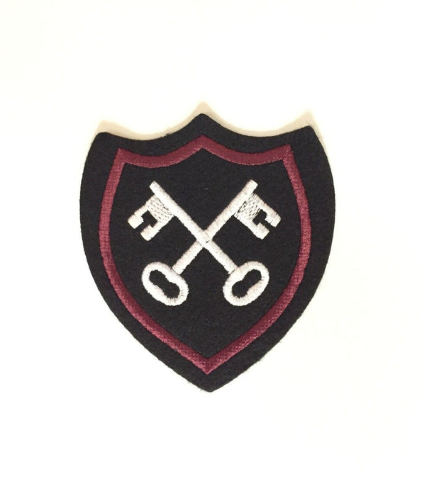 St Peter's Boys Blazer Badge