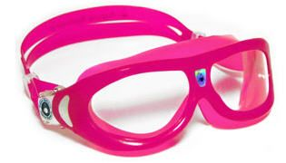 AquaSphere Seal Kid Goggles - Pink