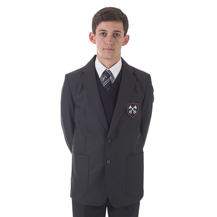St Peter's Badged Boys Blazer