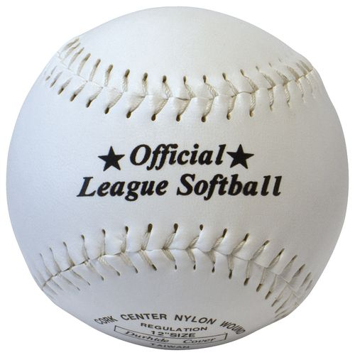 Official League Softball Ball
