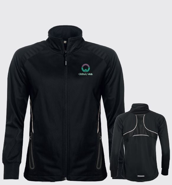 Oldbury Wells 1/4 Zip Training Top