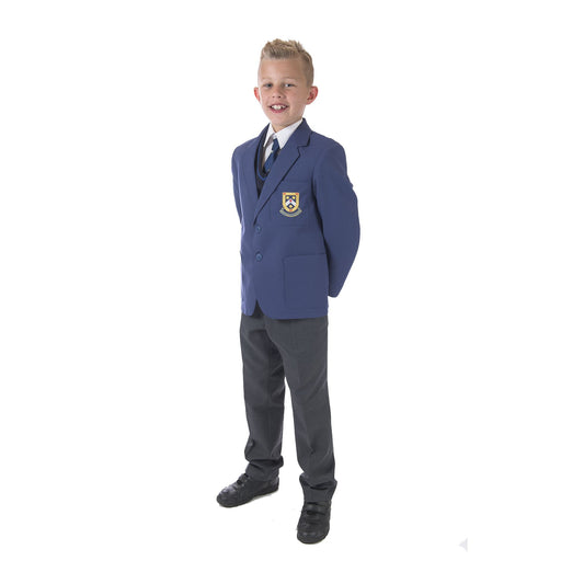 Junior Mid Grey Trousers