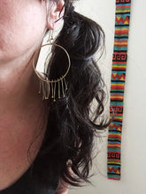Load image into Gallery viewer, Fortune Stick Earrings
