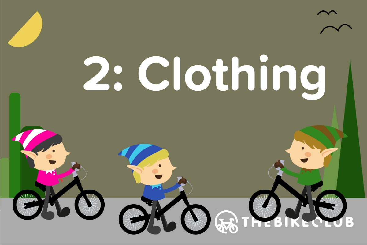 Childs Cycling Clothing