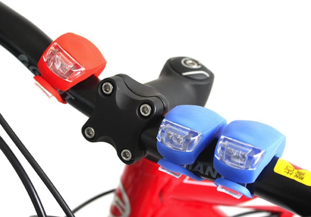 Silicone Bike Light